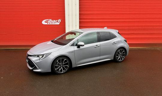Eibach Pro-Kit Federn für den Toyota Corolla