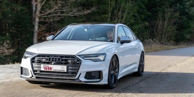 KW Gewindefedern für den Audi S6