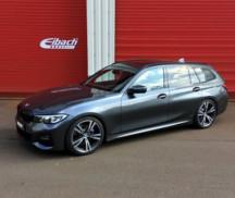 BMW 3er Touring mit Eibach Sportline Federn