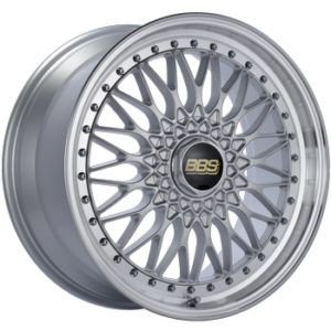 BBS Super RS brilliant silber