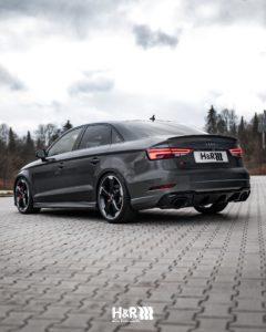 Audi RS3 H&R Gewindefahrwerk