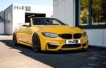 BMW M4 H&R Gewindefedern