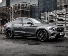 H&R Tieferlegungsfedern für Mercedes GLC