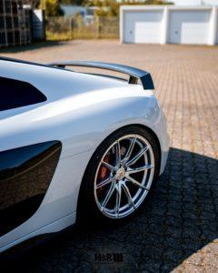 H&R Tieferlegungsfedern Audi R8 V10