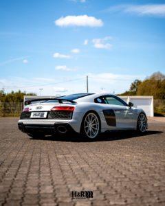 Audi R8 V10 H&R Gewindefedern