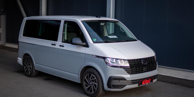 VW Multivan mit Eibach Pro-Kit