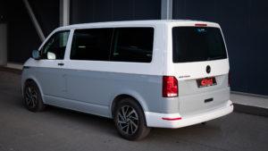 Eibach Tieferlegung VW Mutlivan